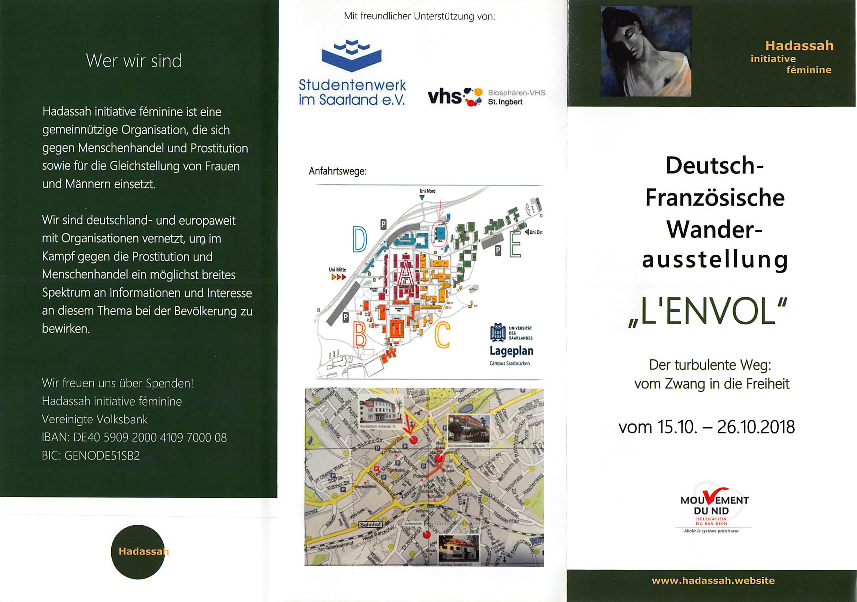 L'ENVOL - Ausstellung